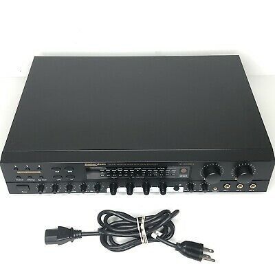 Boston Audio BA-4800PRO-II Digital Karaoke Mixer W/ Vocal Enhancer