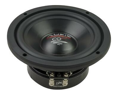 KICKER CompRT671 SUBWOOFER WOOFER 165mm 16,5cm BASS extra flach TOP