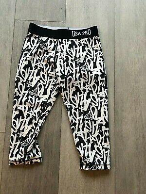 USA PRO cropped leggings little mix size 11-12 never worn