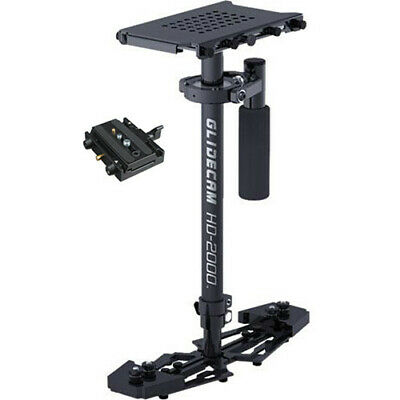 Glidecam HD2000 with Manfrotto Quick Release Receiver and Plate