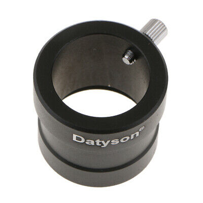 """1Pcs Metal 1.25"""" to 0.965"""" Telescope Eyepiece Mount Adapter (31.7mm to 24.5mm)"""