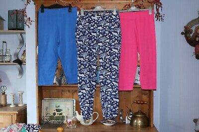 Girls Summer Mini Boden Cropped Leggings & Trousers. Age 15 -16 Years. New. Bnwt