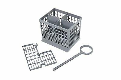 Genuine Bosch Neff & Siemens Grey Dishwasher Cutlery Basket & Handle 093986