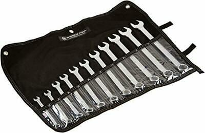 Wright Tool 711 Wrightgrip 12Point Combination Wrench Set 11Piece