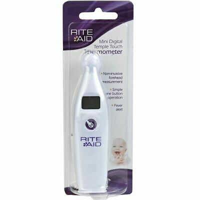 Rite Aid Mini Digital Temple Touch Forehead Thermometer