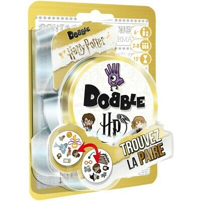 Dobble Harry Potter - ASMODEE - NEUF