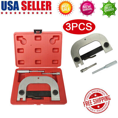 NEW 3pcs Portable Petrol Engine Camshaft Alignment Timing Tool Kit for Renault