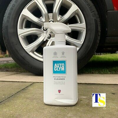 Autoglym Motorcycle Cleaner 1L 1 Litre (all areas of motorbike - wheels, body)