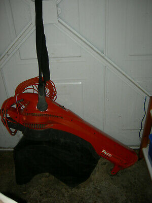 Flymo Garden Vac Plus 750W  Leaf Blower & Vacuum Used. Collection in Person Only