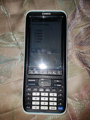Casio FX-CP400 Classpad Colour Graphing Calculator - SHCP400