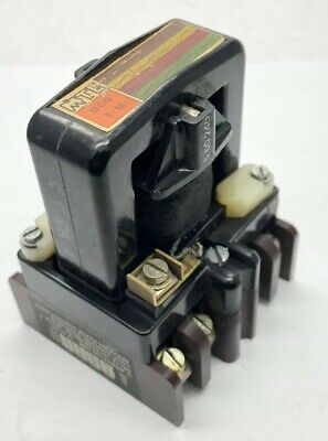 MTE UCO 5-10 Contactor & Contact Bank COIL: 5-50-240v 240Volts 50Hz