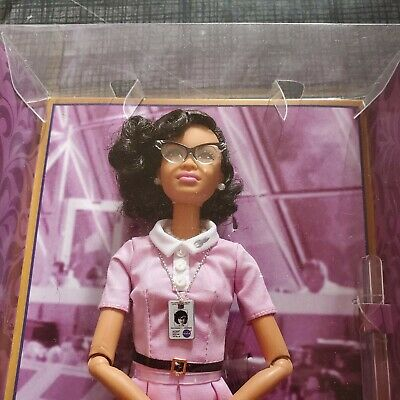Barbie Mattel Inspiring Women Katherine Johnson Mathematician NEW IN BOX