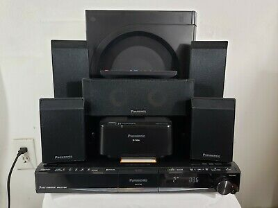 Panasonic SC-PT760 6.1 Channel Home Theater System