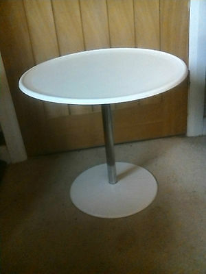 Retro Circular Coffee Table Alan Turville Bagasse Bellamine Products