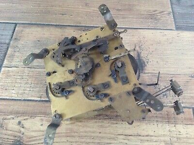 Vintage, Haller, Westminster clock movement, spares, repairs