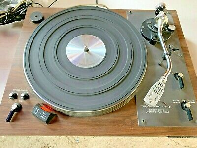 Vintage Realistic LAB-400 Direct Drive Automatic Turntable Record Player