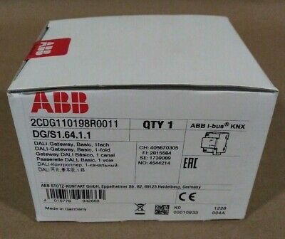 Interface for bus system DG/S1.64.1.1   ABB