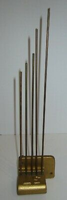 Antique Seth Thomas Westminster Chime Clock Rods