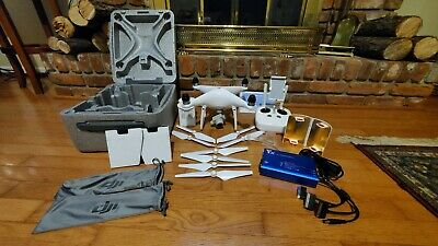 DJI Phantom 4 Pro Camera Drone 4k with extras excellent conditions