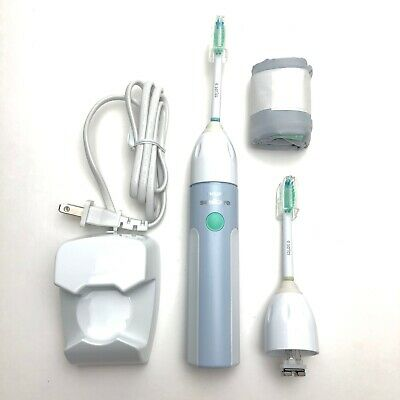 Philips Sonicare E-Series Toothbrush set NEW - 2 Heads, Charger