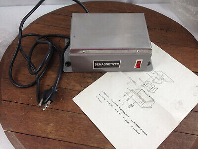 PHASE II Demagnetizer 900-315 - Tested Working Condition #WH-16