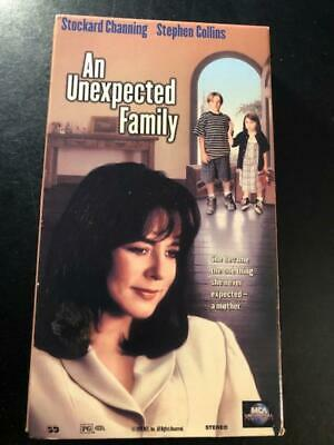 An Unexpected Family (VHS, 1997)