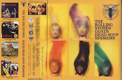 The Rolling Stones / Goats Head Soup Sessions / 2CD With OBI Strip / Sealed!