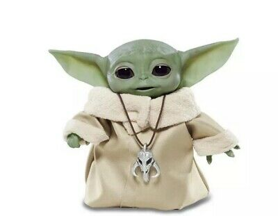 2020 PREORDER SALE New Baby Yoda Talking Plush Child Toy The Mandalorian