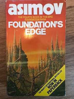 Foundation's Edge by Asimov, Isaac Paperback Book The Cheap Fast Free Post