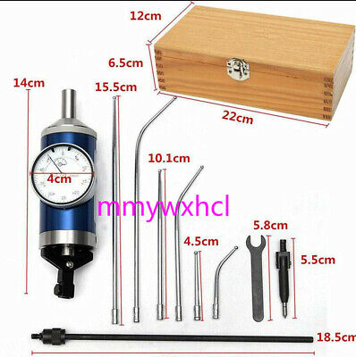 Co-Ax Coaxial Centering Indicator Precision Milling Machine Test Dial or Stylus