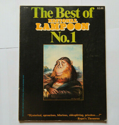 The Best of National Lampoon No. 1 (1972)
