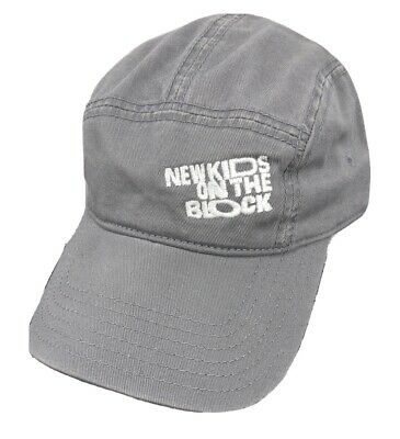 """New Kids On The Block NKOTB Hat 2015 """"The Main Event"""" Concert Tour Cap New"""