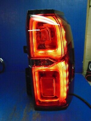 15 16 17 18 19 Suburban Tahoe LED tail light II790 84467057 Right RED LENS Nice