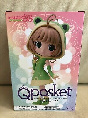 Qposket Cardcaptor Sakura Vol.2 Sp Color