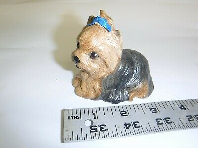 Yorkshire Terrier Yorkie Dog Hand Made