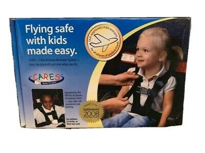 Cares Child Aviation Restraint System Airplane Safety Harness FFA Approved NEW