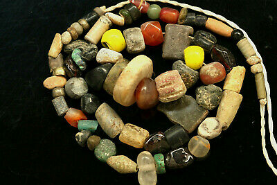 Up to 3000 years old mix beads, Tibetan Ancient Beads, Egyptian Ancient Beads,