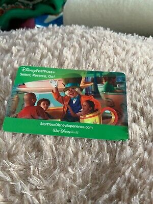 (1) Walt Disney World 6 Day Base Ticket Use Between 3/15/2020 And 3/23/2020