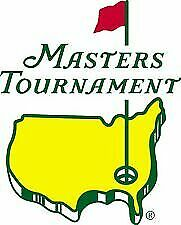 (2) 2020 Masters Golf Practice Round Tickets, Monday April 6