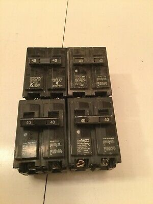 "MH2020 Crouse-Hinds Type MH Circuit Breaker 1 Pole 20 Amp 240V /""1 YEAR WARRANTY/"""