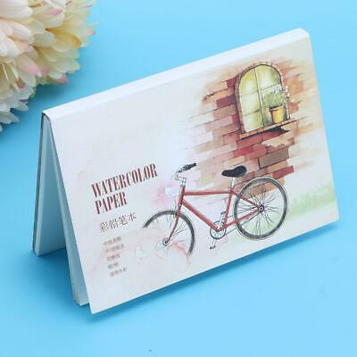Watercolour Pad Atrist Painting Art Paper Sketchbook Sketch Drawing Double-sided