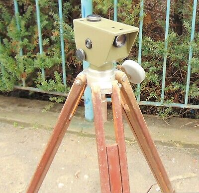 KERN SWISS leveling instrument GKO-A with tripod