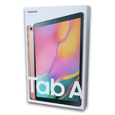 Samsung Galaxy Tab A T510N (2019) 10, 1 Zoll Tablet-PC Wi-Fi 3 GB 64 GB gold