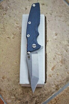 Hinderer Knife Eklipse Harpoon 3.5""
