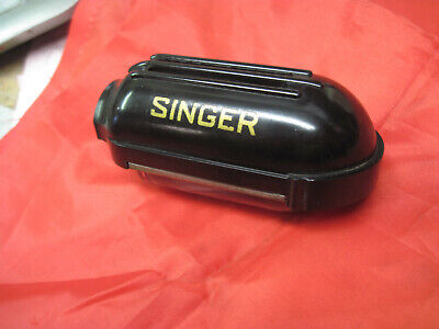 Singer Sewing Machine 15-91 66 206K Cat S4 Light Lamp Glass & Cover Shade