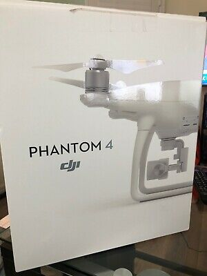 DJI Phantom 4 Quadcopter 4k VideoCamera Drone New Condition in box with all