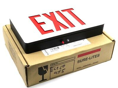 New Sure-Lites Cax717000R Lighting Exit/Emergency