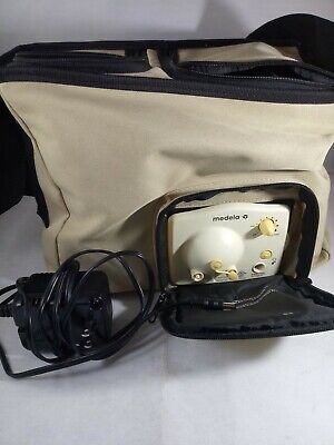 Medela-Pump-In-Style Advanced Double BreastBreast pump with Bag