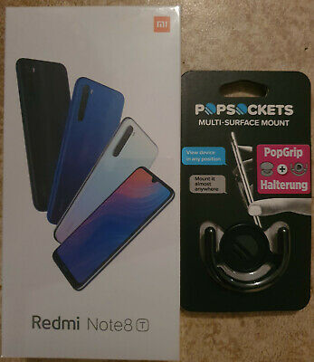 XIAOMI Redmi Note 8T 64 GB Moonshadow Grey Dual SIM