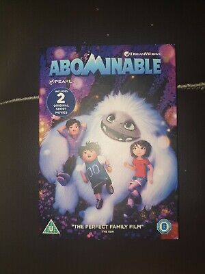 Abominable dvd with extra short movies (DVD)